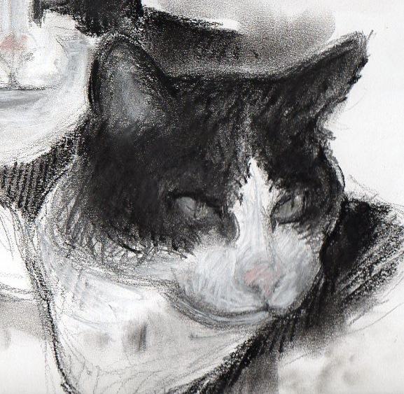 MINTHO le chat....